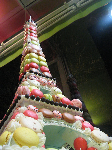 The Ultimate Macaron Tower Collection