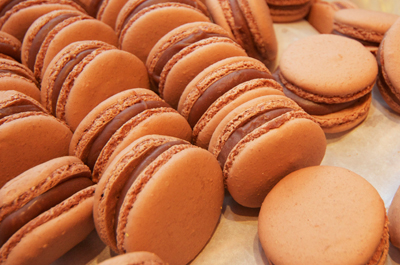 Chef Thierry Macarons - http://thierrychocolates.com/
